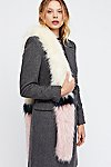 Thumbnail View 1: Magic Touch Faux Fur Stole