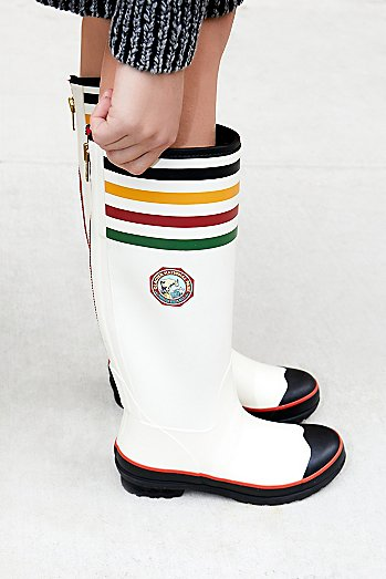 National Parks Tall Rain Boot