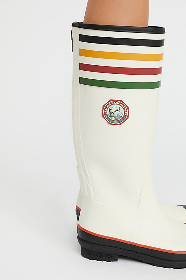 Slide View 3: National Parks Tall Rain Boot