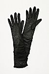 Thumbnail View 2: Magic Touch Embellished Mesh Gloves