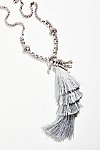 Thumbnail View 3: Tiered Tassel Crystal Pendant