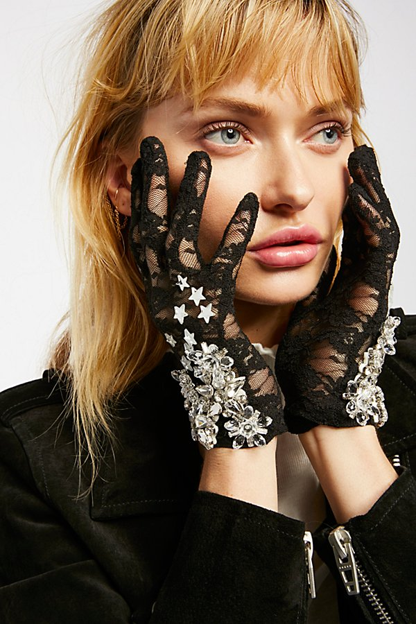 Slide View 1: Lirika Matoshi Embellished Glove