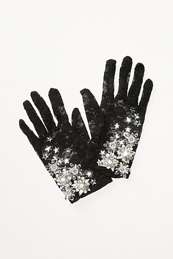 Slide View 2: Lirika Matoshi Embellished Glove