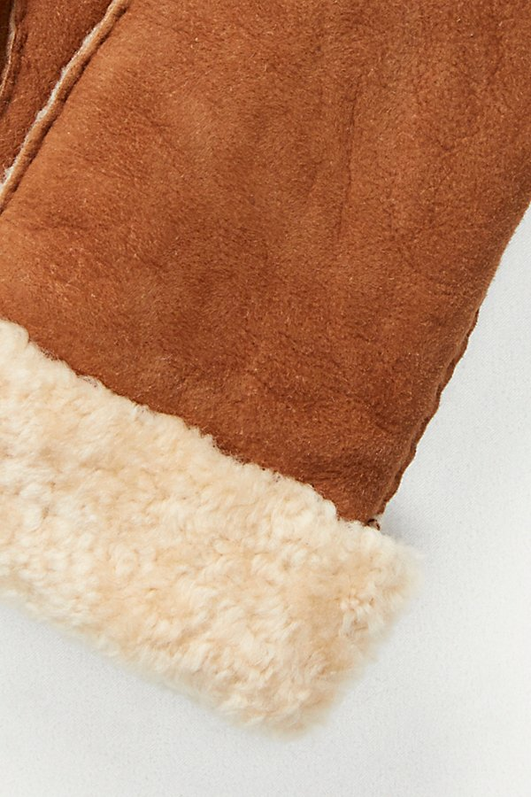 Slide View 3: Hestra Shearling Mittens