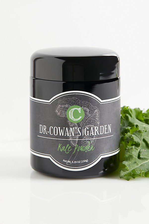 Slide View 1: Dr. Cowan's Kale Powder