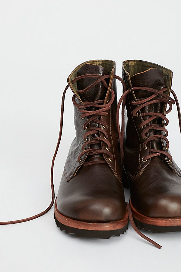Slide View 1: Zeke Lace-Up Boot