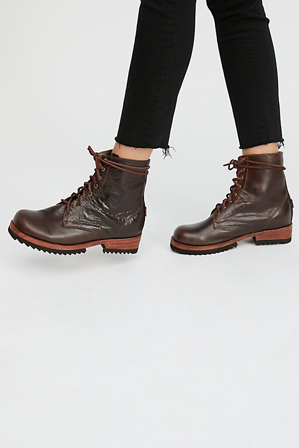 Slide View 2: Zeke Lace-Up Boot