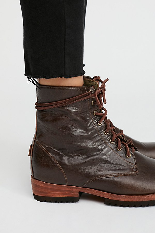 Slide View 3: Zeke Lace-Up Boot