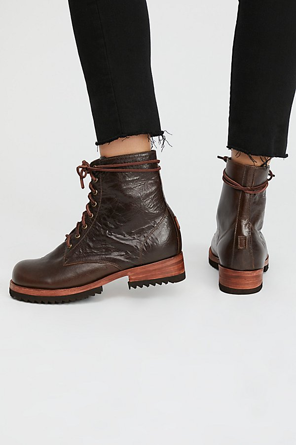 Slide View 4: Zeke Lace-Up Boot