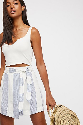 Uptown Days Mini Skirt