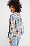 Thumbnail View 2: Sasha Flannel Buttondown