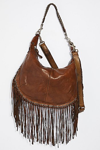 Taranto Distressed Hobo