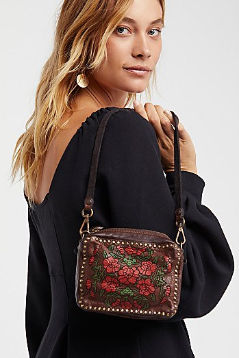 Taormina Painted Crossbody