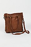 Thumbnail View 1: Farrah Leather Tote