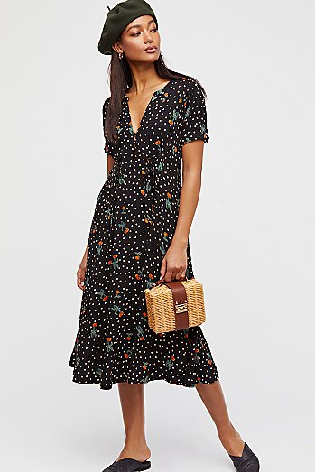 Dream Girl Midi Dress
