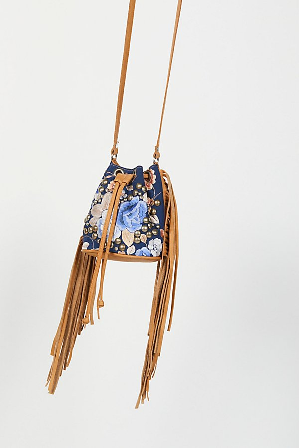 Slide View 2: Alamo Rose Bucket Bag