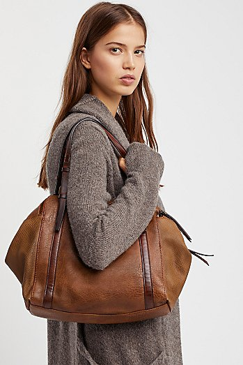 Avery Washed Tote