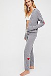 Thumbnail View 1: Heart To Heart Sweatpants