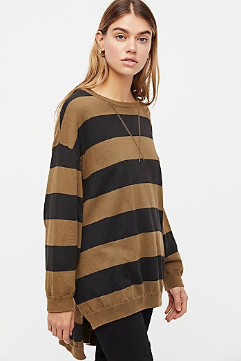 Surfin' On Your Stripes Jumper