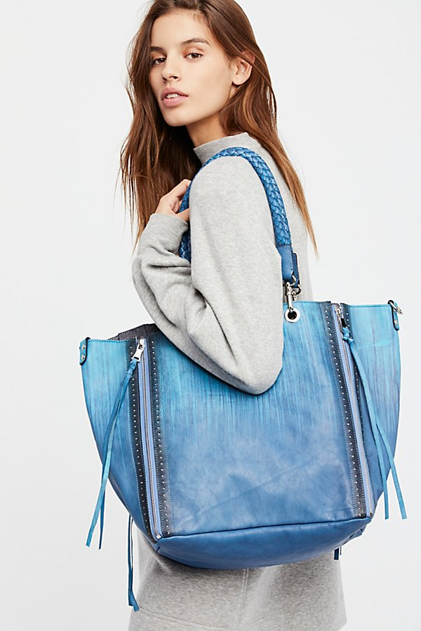 Slide View 1: River Run Washed Tote