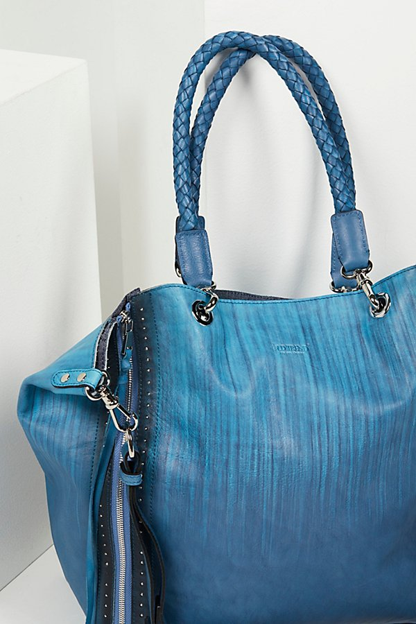 Slide View 3: River Run Washed Tote