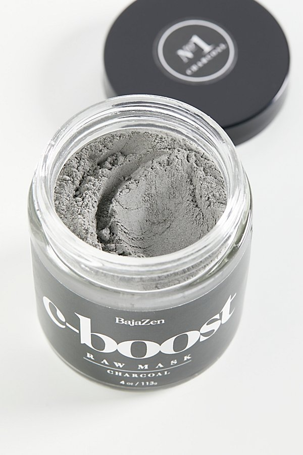 Slide View 2: Raw Charcoal Mask