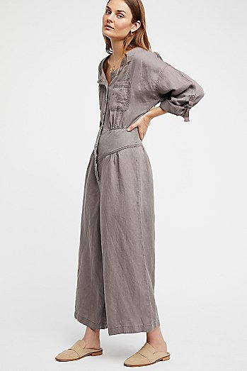 Something About You Drapey Jumpsuit