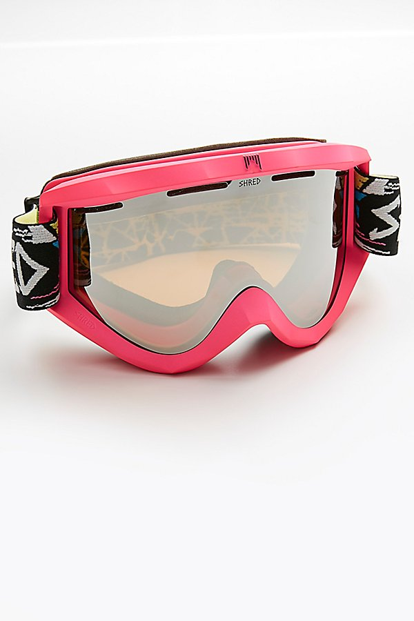 Slide View 1: Shred Soaza Ski Goggles