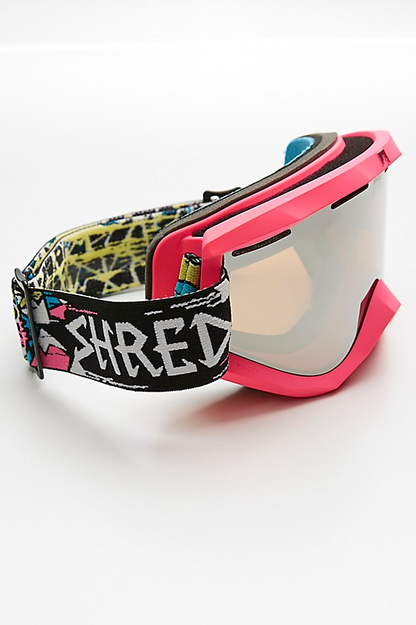 Slide View 3: Shred Soaza Ski Goggles