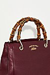 Thumbnail View 3: Vintage Gucci Bamboo Shopper