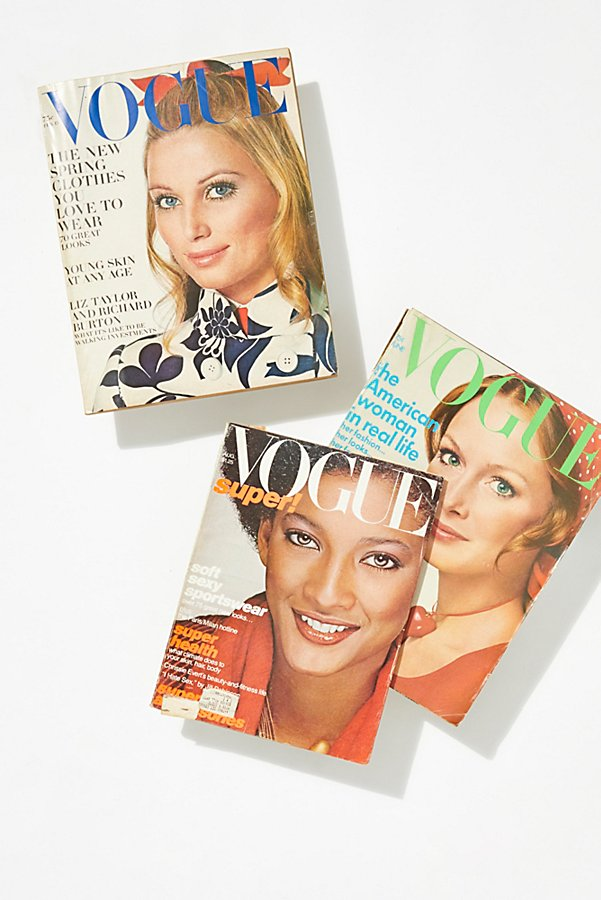 Slide View 1: Vintage '60s and '70s Vogue Collection