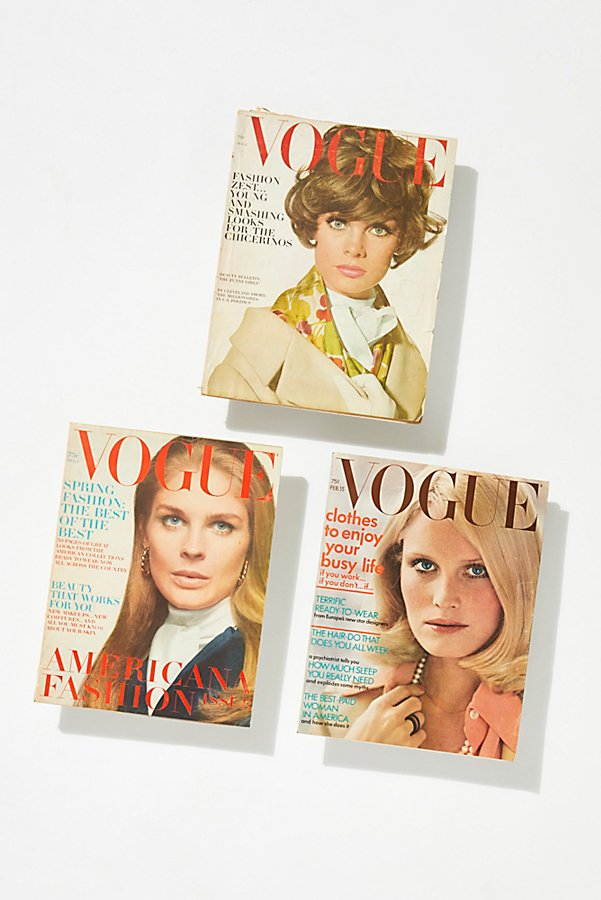 Slide View 2: Vintage '60s and '70s Vogue Collection