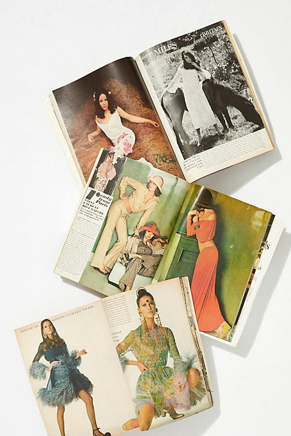 Slide View 3: Vintage '60s and '70s Vogue Collection