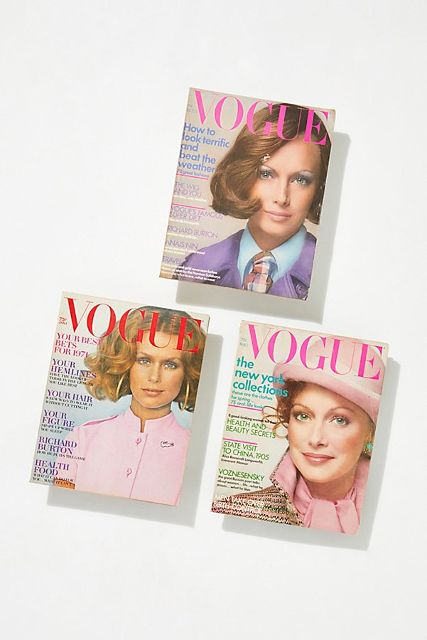 Slide View 2: Vintage 1970s Vogue Collection