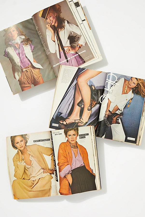 Slide View 3: Vintage 1970s Vogue Collection
