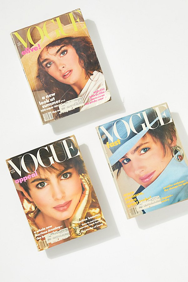 Slide View 2: Vintage 1980s Vogue Collection