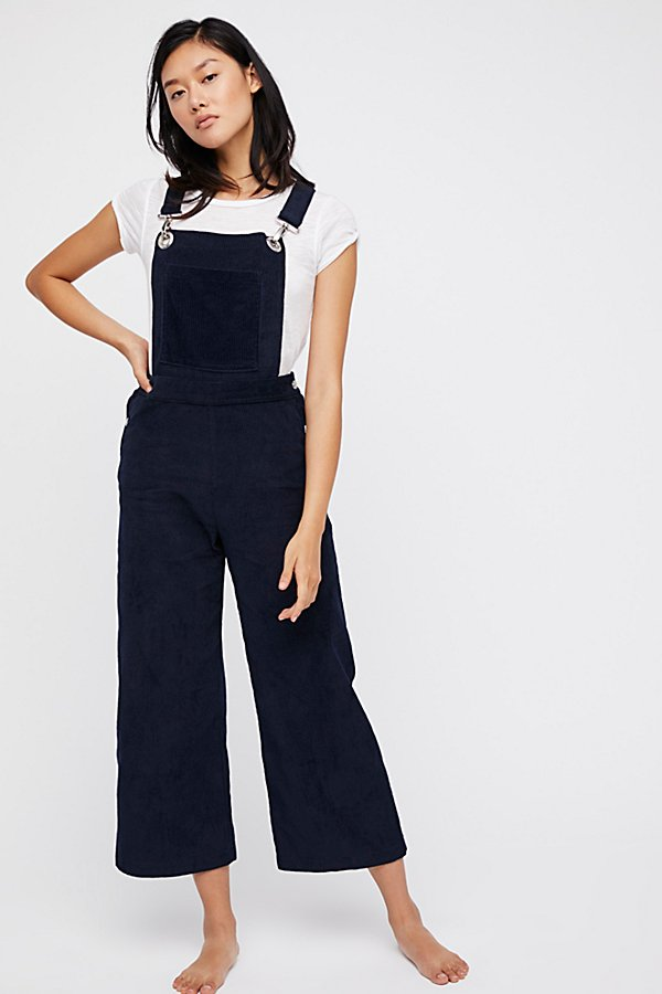 Slide View 4: Cord Overalls
