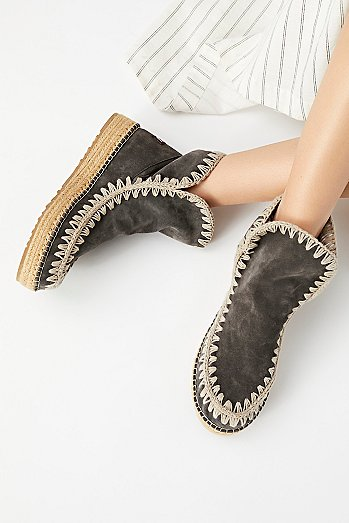 MOU Surf Lodge Ankle Boot