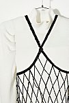 Thumbnail View 2: Vintage 1980s Beaded Net Top