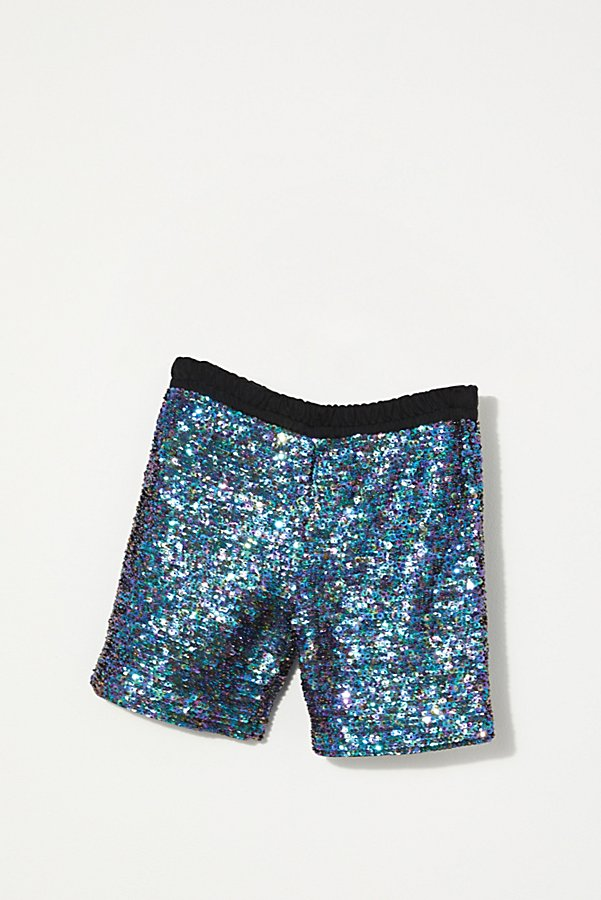 Slide View 3: Vintage 1960s Beaded Hot Shorts