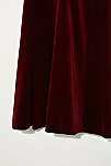 Thumbnail View 3: Vintage 1970s Velvet Party Dress