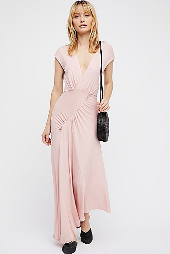 Walk In The Park Maxi Dress