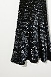 Thumbnail View 2: Vintage 1980s Sequin Knit Skirt