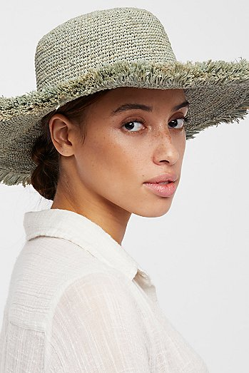 Coconut Straw Hat