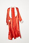 Thumbnail View 1: Vintage 1960s Silk Duster Robe