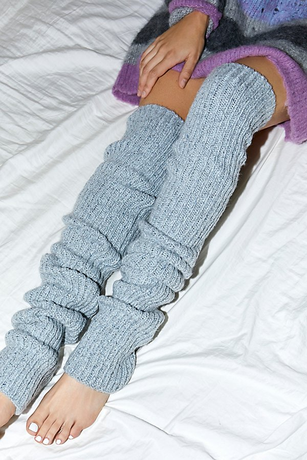 Slide View 1: Cabin Tweed Legwarmer