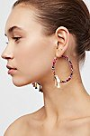 Thumbnail View 1: Fabric Wrapped Hoops