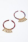 Thumbnail View 2: Fabric Wrapped Hoops