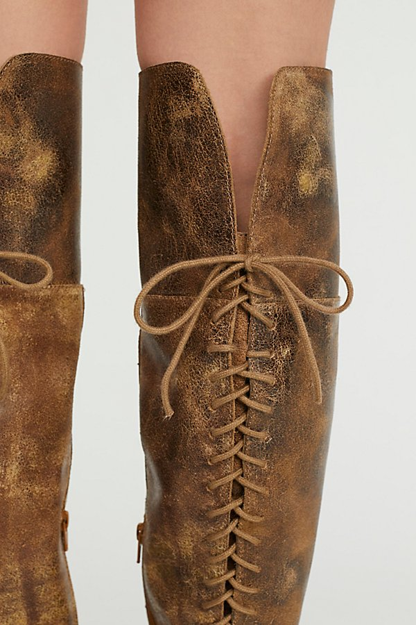 Slide View 3: Easton Lace Back Boot