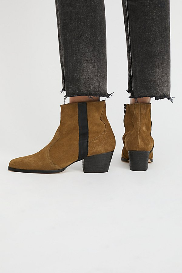 Slide View 4: Maverick Ankle Boot